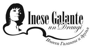 Inese Galante Un Draugi 2013_logo